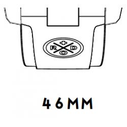 i46 Rubber strap